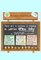 Open Day a.s. 2020/2021